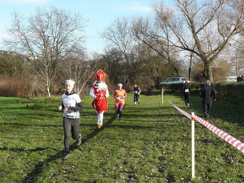 Mikulášský běh ve Zlíně 2018