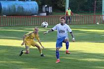 Petr Zapalač do víkendového zápasu proti Jihlavě téměř ani nenastoupil.