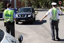 Policité se zaměřili především na alkohol za volantem