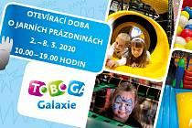 Rodinný zábavní park Galaxie ve Zlíně