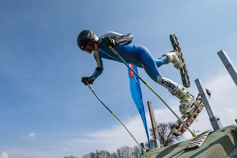 Čtyři měsíce před konáním mistrovství světa se ve Štítné nad Vláří sešla kompletní česká reprezentace.