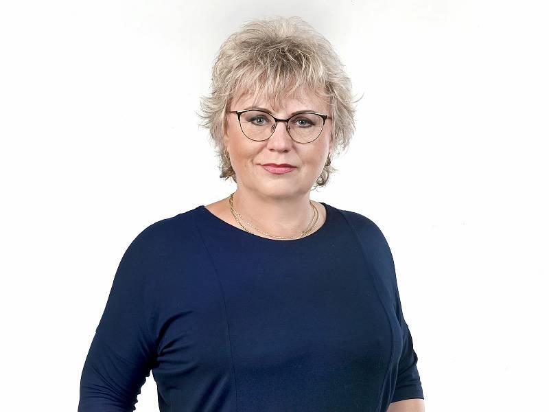Margita Balaštíková (ANO) 54 let, Tupesy, poslankyně PČR