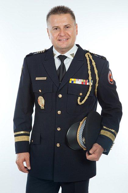 Ředitel Městské policie Zlín Milan Kladníček.