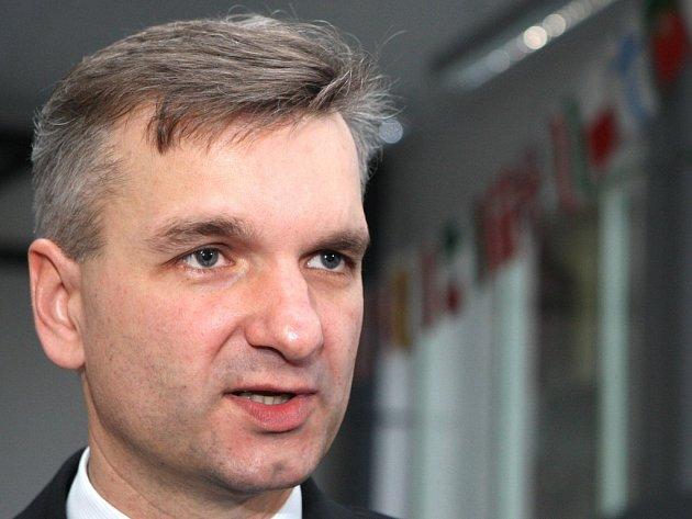 Europoslanec Tomáš Zatloukal.