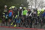 silniční cyklistický závod Prachem Svatební cesty 2019