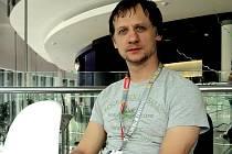 Bulharský herec Ivan Barnev