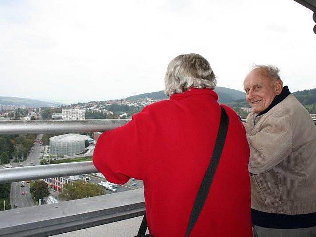 Oslavy 10 let Zlínského kraje v Baťově mrakodrapu