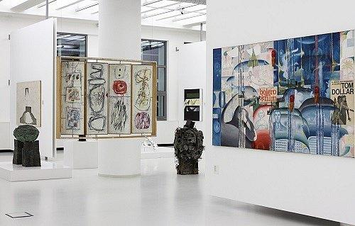 Krajská galerie výtvarného umění ve Zlíně.