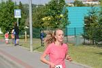 Běh na 2 míle ve Zlíně 2018.