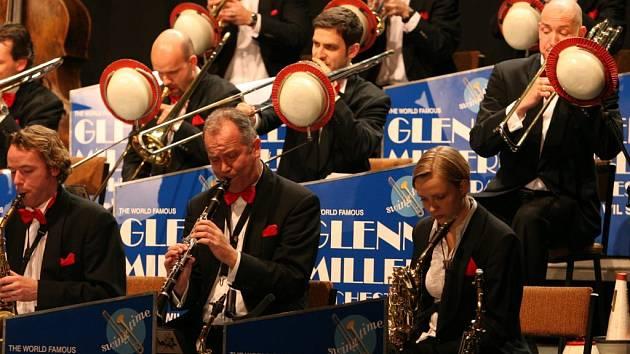 Slavný orchestr Glenna Millera ve Zlíně