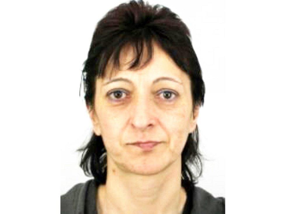 Hledaná Ilona Špalíčková.