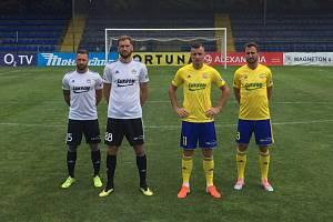 Fotbalisté Zlína vykročí do další sezony FORTUNA:LIGY v nových dresech.