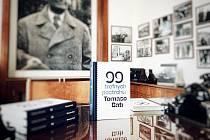 Křest knihy 99 trefných postřehů Tomáše Bati je naplánován na středu 27. 11. v 17 hodin ve Vile T. Bati ve Zlíně
