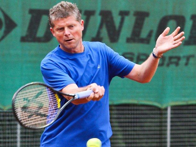 Tenista Jiří Novák