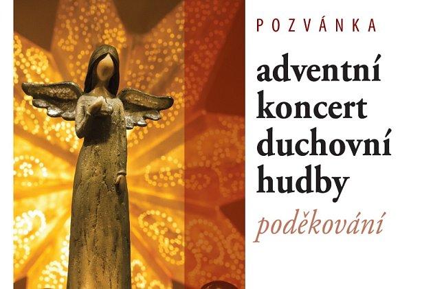 Adventní koncert duchovní hudby.