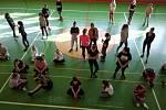 Taneční gang absolvoval soustředění