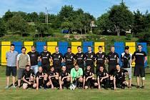 fotbalisté Horní Lhoty