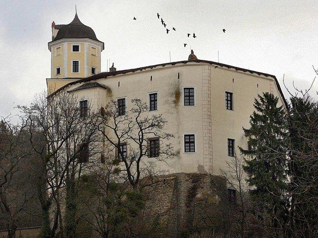 Hrad ve Zlíně – Malenovicích se v pátek 1. dubna (den před oficiálním zahájením sezóny) otevřel novinářům a odborné veřejnosti.