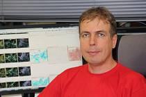 Petr Dvořák, mluvčí Českého hydrometeorologického ústavu (ČHMÚ)