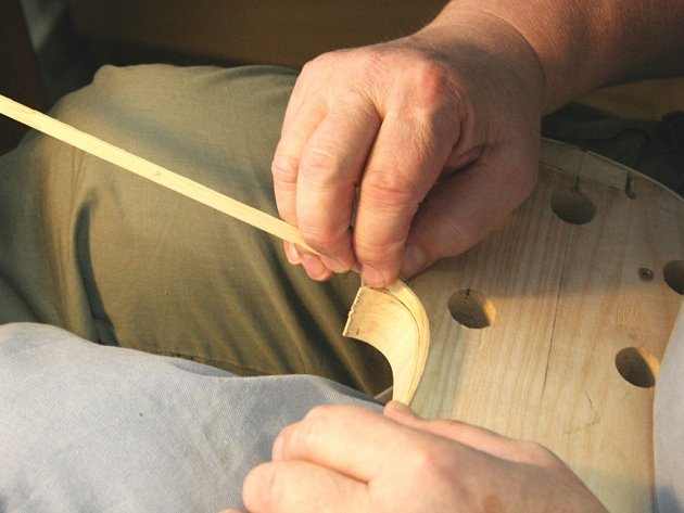 Trpělivost, zručnost a láska k řemeslu