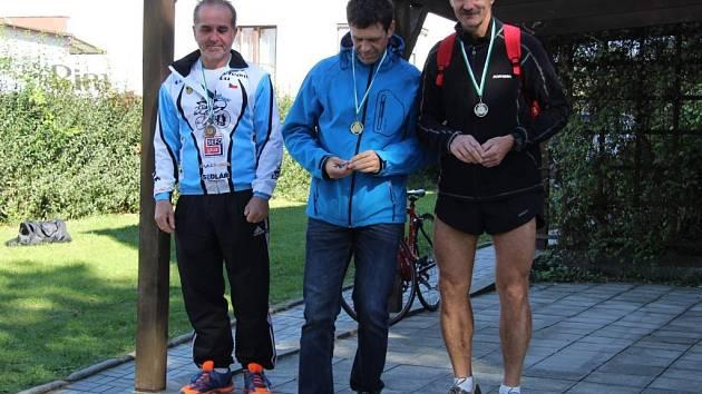 Svatováclavský běh do Kudlova 2015