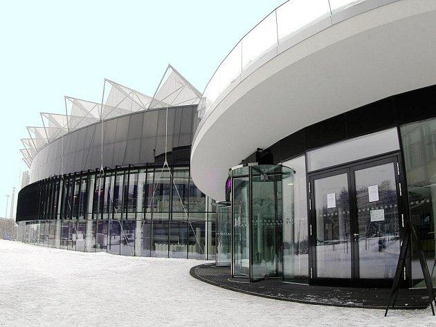 Kongresové centrum ve Zlíně. Ilustrační foto.