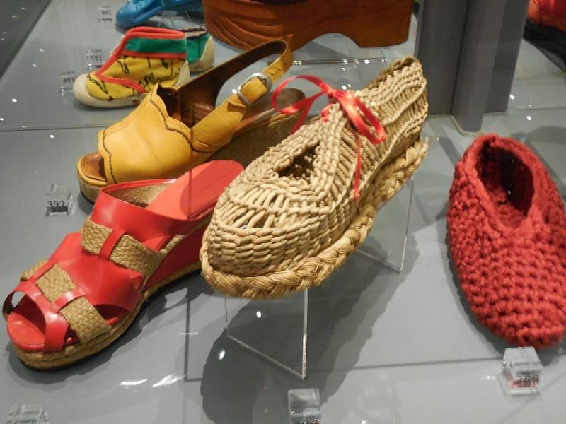 Muzeum obuvi.
