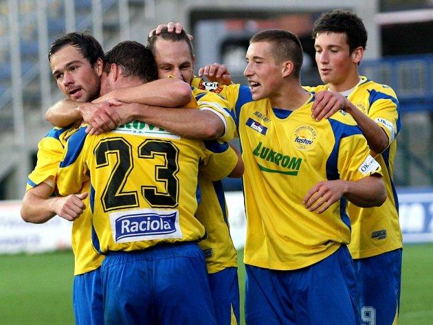 fotbal FC Fastav Zlín - FC Vysočina Jihlava