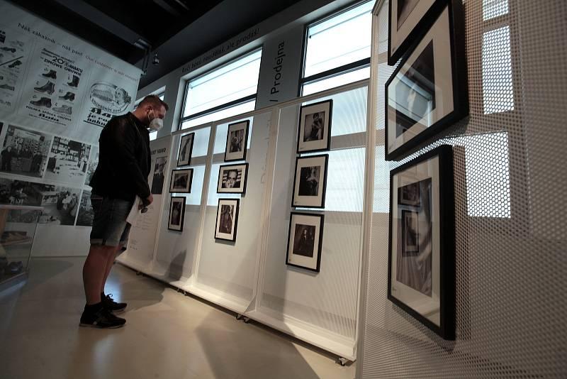 výstava ROBERT VANO fotografie nemusí být ostráVýstava fotografií světově uznávaného autora Roberta Vana v negalerijním prostředí - expozici Princip Baťa - nabídne po dobu pouhého jednoho měsíce nečekaná spojení mezi industriálním prostorem a špičkovou fo