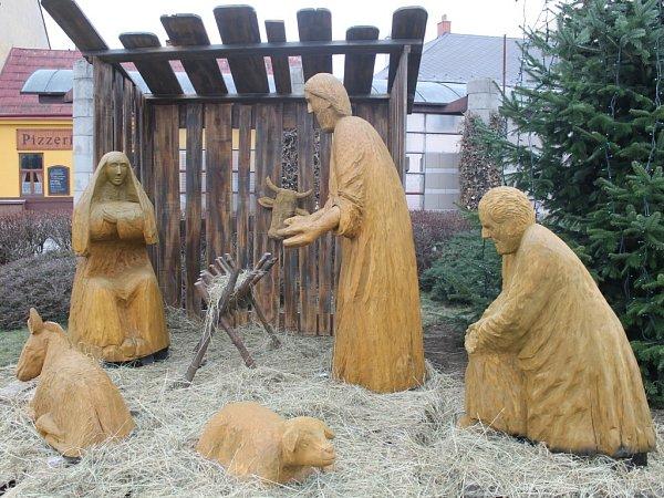 Betlém ve Vizovicích