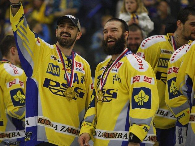 Ligy mistrů se zúčastní také úřadující extraligoví šampioni ze Zlína. Uspějí i v nové soutěži?