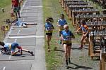 Český pohár v letním biatlonu v Bystřici pod Hostýnem 2019