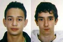 Po dvou patnáctiletých chlapcích pátrá policie ve Zlínském kraji