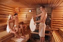 Wellness Horal - saunový rituál.