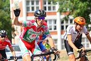 Zlín o víkendu hostil mistrovství Evropy v silniční cyklistice juniorů a závodníků do třiadvaceti let. V neděli se uskutečnil závod s hromadným startem juniorů a mužů.