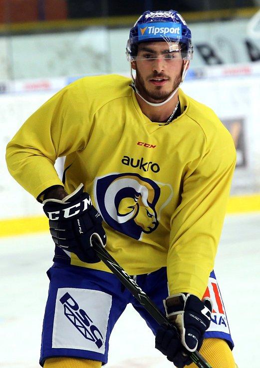 Hokejista Dominik Lakatoš