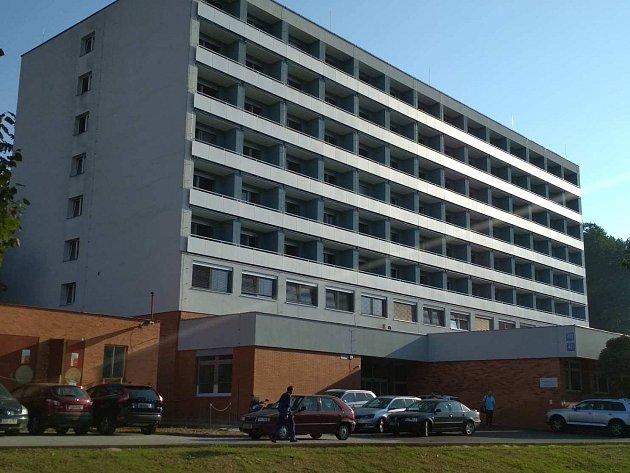 Budova LDN v KNTB. Ilustrační foto