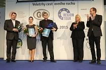 Lázně Luhačovic již potřetí za sebou uspěly v soutěži Velká cena cestovního ruchu 2014/2015, když získaly první dvě místa v kategorii nejlepší lázeňský a wellness balíček.