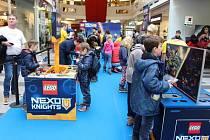 Ve velkou hernu se o víkendu 5. a 6. března proměnilo přízemí prodejní galerie obchodního centra ve středu Zlína