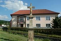 Obec Lipová.