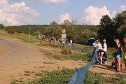 Sobotní den  47. ročníku Barum Czech Rally na Zlínsku