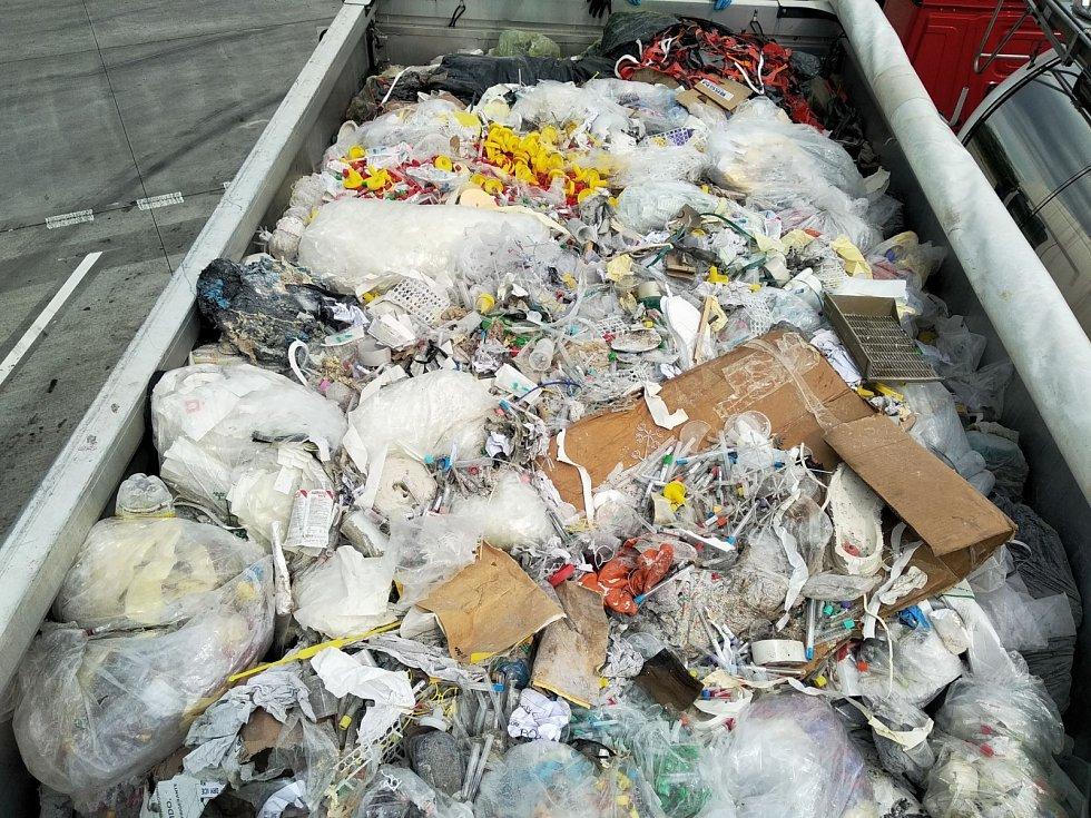 Vysoce nebezpečný odpad