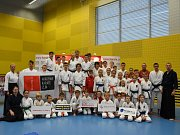 Zlínští karatisté získali na letošním mistrovství České republiky devětatřicet medailí a dvanáct titulů národních šampionů.