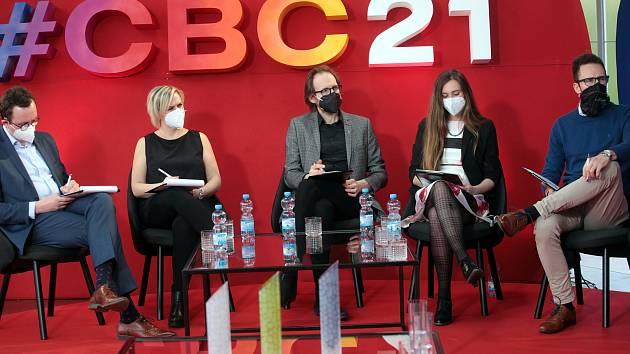 4. ročník národního finále globální soutěže  Creative Business Cup, které se uskutečnilo 30. března 2021 během online přenosu z Památníku Tomáše Bati.