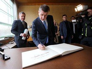 Návštěva vlády České republiky ve Zlínském kraji