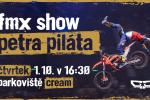 FMX show Petra Piláta míří do Zlína
