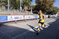 Milan Zvonek v maratonu v Istanbulu 2019