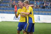 Tomáš Hájek (vlevo) a Jakub Jugas (vpravo).
