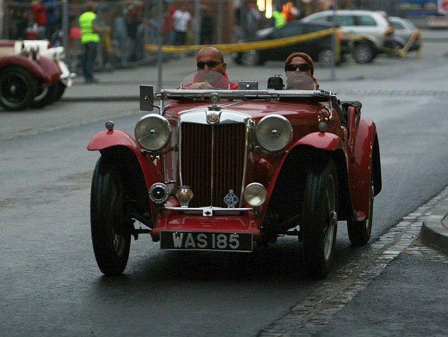 Barum rally: Bugatti Grand Prix