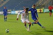 fotbal: Česká republika  19  - Chorvatsko 19